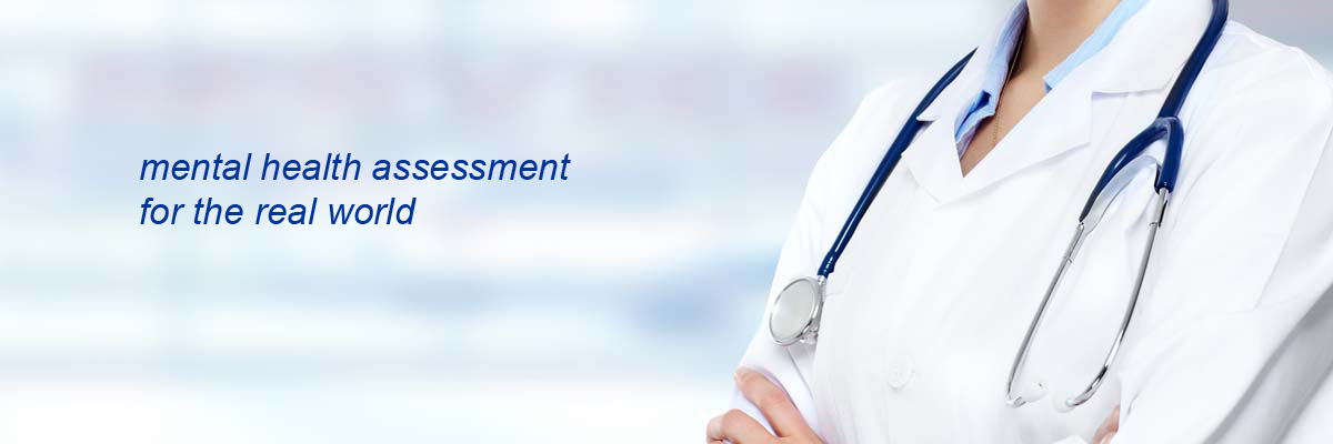 mental health assessment for the real world